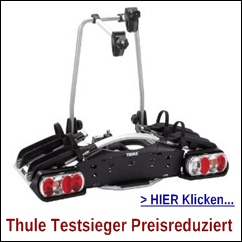 thule fahrradtr ger fahrradtr ger test. Black Bedroom Furniture Sets. Home Design Ideas
