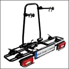 MFT Fahrradheckträger Multi-Cargo