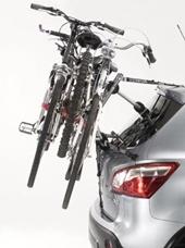 MOTTEZ Heckträger für 3 Fahrräder