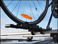 eufab montiertes fahrrad