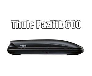 dachbox empfehlung thule pazifik 600