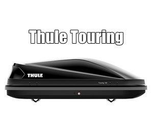 Thule Gepäckbox Touring Aeroskin