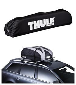 thule ranger faltbare dachbox